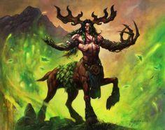 Ancient Stag Centaur (Guardian Stagtaur) (5e Creature) - D&D Wiki