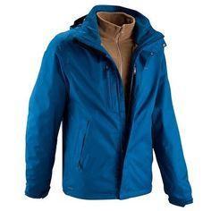 Quechua Arpenaz 300 3-in-1 spring jacket
