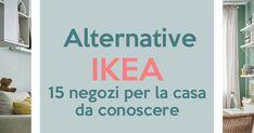 Vuoi trovare un'alternativa a IKEA? Abbiamo raccolto 15 negozi online con fantastici mobili e accessori a prezzi accessibili, che ti aiuteranno a rendere la tua casa unica. Ikea, French Country Cottage, Home Staging, Decoration, Pergola, Sweet Home, Alternative, New Homes, Interior Design