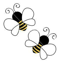 Abejas Animadas Para Colorear Buscar Con Google Cameo Bee