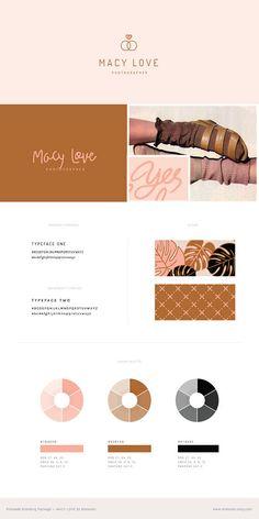 Branding kit for photography - Premade Branding package - Feminine logo design - Wedding Planner logo - Source by etsy Wedding Logo Design, Wedding Branding, Logo Branding, Typography Logo, Branding Ideas, Brand Guide, Brand Style Guide, Graphisches Design, Layout Design