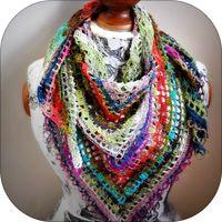 Crochet Shawl by BearTech Bilisim