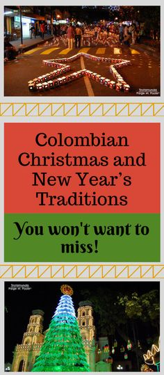 This is why you should spend the holidays in Colombia!