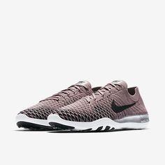 1248b74b46db Nike Free TR Flyknit 2 Chrome Blush Women s Training Shoe