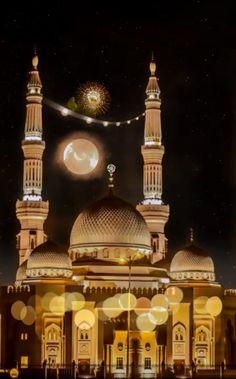 Ramadan Mubarak Wallpapers, Eid Mubarak Images, Ramadan Images, Mubarak Ramadan, Eid Mubarak Greetings, Beautiful Love Pictures, Beautiful Gif, Islamic Images, Islamic Pictures