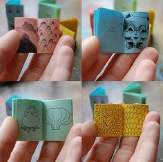 little books by Ginette Lapalme