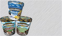 Mmmm ... Yummy! Request free pint coupons.