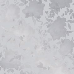 Silhouette Self Adhesive Wallpaper in Metallic Silver design by... ($98) ❤ liked on Polyvore featuring home, home decor, wallpaper, backgrounds, wallpaper samples, blossom wallpaper, silver metallic wallpaper, self adhesive wallpaper, floral home decor and leaf wallpaper