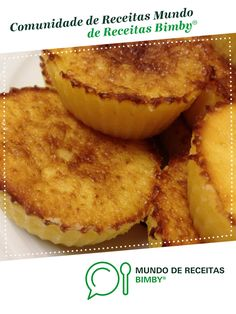 Portuguese Desserts, Portuguese Recipes, Cupcake Cookies, Cupcakes, How To Make Toys, Pasta, Cakes And More, High Tea, Cheesecake