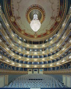 Estates Theatre, Prague, Czech Republic by VitalySky, via Flickr