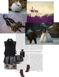 """""""magic"""" by runa-370 ❤ liked on Polyvore"""