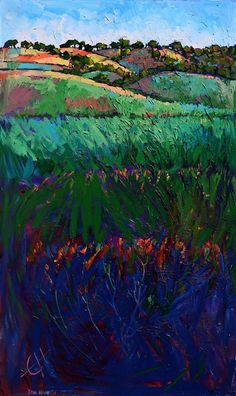 Morning Light - The Erin Hanson Gallery - San Diego Art Gallery Showcasing the Contemporary Impressionism Oil Paintings of Erin Hanson