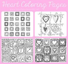 Just Color! ~ Free Coloring Printables for any season
