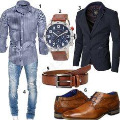Business-Outfit mit Hemd, Sakko und destroyed Jeans #business #hemd #sakko #outfit #style #herrenmode #männermode #fashion #menswear #herren #männer #mode #menstyle #mensfashion #menswear #inspiration #cloth #ootd #herrenoutfit #männeroutfit