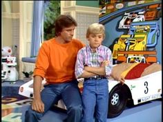 """""""Silver Spoons"""" was another good one; couldn't help but have a crush on Ricky Schroeder."""