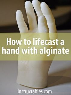 Lifecasting is making a mold of a living body. Learn how to make a wax casting…