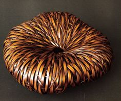 Jan Lee. Japanese Basket Art - The Design Devoted - January 2011