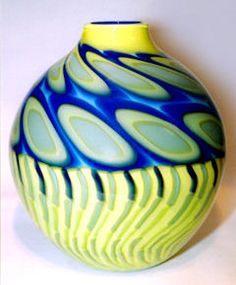 Jeffery Phelps Glass Art, Collection, Jar Art
