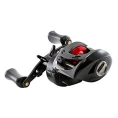 Okuma Ceymar Low Profile only £46.99 #Okuma #WarringtonAnglingCentre • Corrosion-resistant graphite frame and side plates • A6061-T6 machined aluminum, anodized U-shaped spool • Multi-disc composite drag system • 6BB+1RB bearing drive system • External adjustable magnetic cast control system • Quick-Set anti-reverse roller bearing • Side plate access port for quick spool changes • Ergonomic handle design allows cranking closer to body • Available gear ratio: 6.6:1