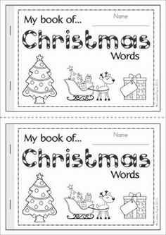 55 Wonderful Christmas Centers For Kindergarten Christmas for Kindergarten This article is about Christmas centers for kindergarten and anything related to this topic. Christmas time always puts a … Christmas Activities, Classroom Activities, Christmas Themes, Holiday Crafts, Holiday Fun, Winter Activities, Work Activities, Christmas Words, Noel Christmas