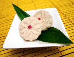 Kueh Bangkit cookie