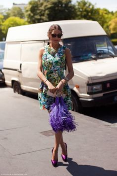 olivia palermo - guest outfit inspo