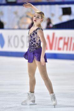 Gracie Gold- ISU Grand Prix of Figure Skating 2014/2015 NHK Trophy