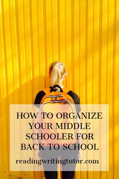 Middle school supply lists can be totally overwhelming this time of year. Here are some tips for buying the right things to get your kid organized this fall! Back To School Supplies List, Back To School Hacks, Back To School Shopping, School Tips, Going Back To School, School Ideas, Teaching Tools, Teacher Resources, Homework Planner