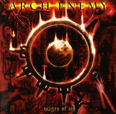ARCH ENEMY / Melodic Death Metal - Hammer World