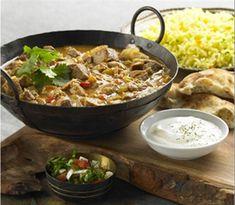 Turkey Curry - Lean on Turkey