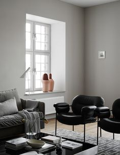 T.D.C: Bollo Armchairs designed by Andreas Engesvik for Fogia