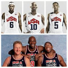 """Larry Bird On Dream Team Debate: """"They probably could (beat us). I haven't played in 20 years and we're all old now."""""""
