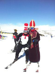 Snow Australia - the Pope & The Cat In the Hat ski at Falls Creek when in Australia #snowaus