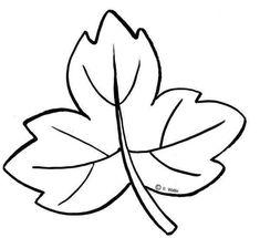 dibujos de hojas de otoño - Buscar con Google