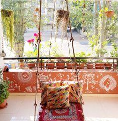 20 Trendy home garden fence privacy screens Best Outdoor Furniture, Deck Furniture, Furniture Layout, Furniture Arrangement, Outdoor Patio Designs, Outdoor Decor, Vintage Porch, Balcony Design, Balcony Ideas