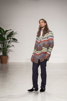 Palmiers du Mal Spring 2017 Menswear Collection Photos - Vogue