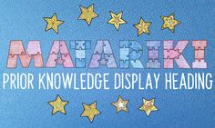 The celebration of Matariki, the Māori New Year, has grown in popularity in recent years. Read on to learn 5 ways to introduce Matariki in your classroom. Free Teaching Resources, Writing Resources, Explanation Writing, Small Group Reading, Higher Order Thinking, Stars Craft, Anzac Day, Feather Art, English Language Arts