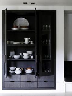#pietboon #design #cupboardswithstyle #darkwood