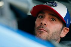 Jimmie Johnson Photos Photos - Jimmie Johnson, driver of the #48 Lowe's Patriotic Chevrolet, sits in his car during qualifying for the NASCAR Sprint Cup Series Coca-Cola 600 at Charlotte Motor Speedway on May 27, 2016 in Charlotte, North Carolina. - Charlotte Motor Speedway - Day 1