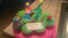 Plants vs zombies 2 cupcakes