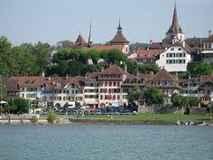 Murten (Kanton Freiburg) / Morat (Canton de Fribourg)