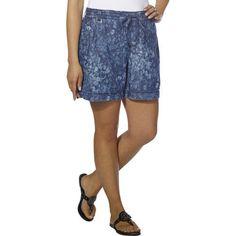Gloria-Vanderbilt-Molly-Shorts-Floral-Denim