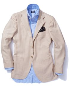 Kiton Abruzzo Sport Coat