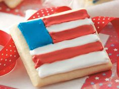 Flag Cookise