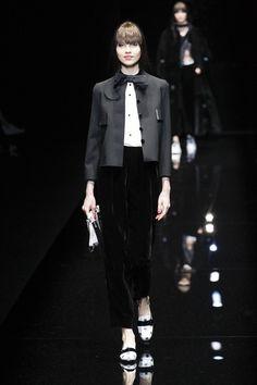 Emporio Armani | Ready-to-Wear - Autumn 2017 | Look 10