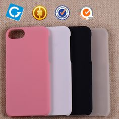 Check out this product on Alibaba.com App:2017 New 3D sublimation printing Factory Price PC Rubber Coating Hard Cover For iPhone 7 Case https://m.alibaba.com/MbyQFr