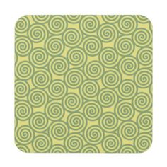 Keep your table protected with Celtic Pattern coasters from Zazzle! Celtic Spiral, Celtic Patterns, Spiral Pattern, Spirals, Snails, Drink Coasters, Drinks, Inspiration, Design