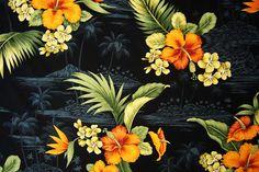 Materials and Patterns: Hawaiian Print | Hypebeast