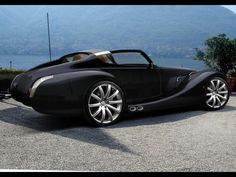 Morgan car