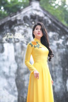 For price and details contact on WhatsApp# Vietnamese Traditional Dress, Traditional Dresses, Dress Indian Style, Indian Dresses, Ao Dai, Indian Designer Outfits, Designer Dresses, Stylish Dresses, Fashion Dresses